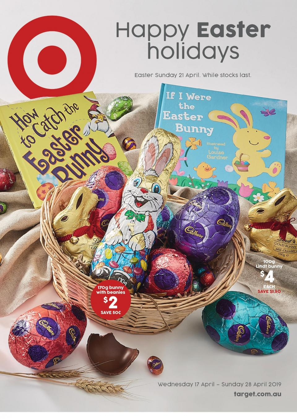 target catalogue easter 17 28 apr 2019