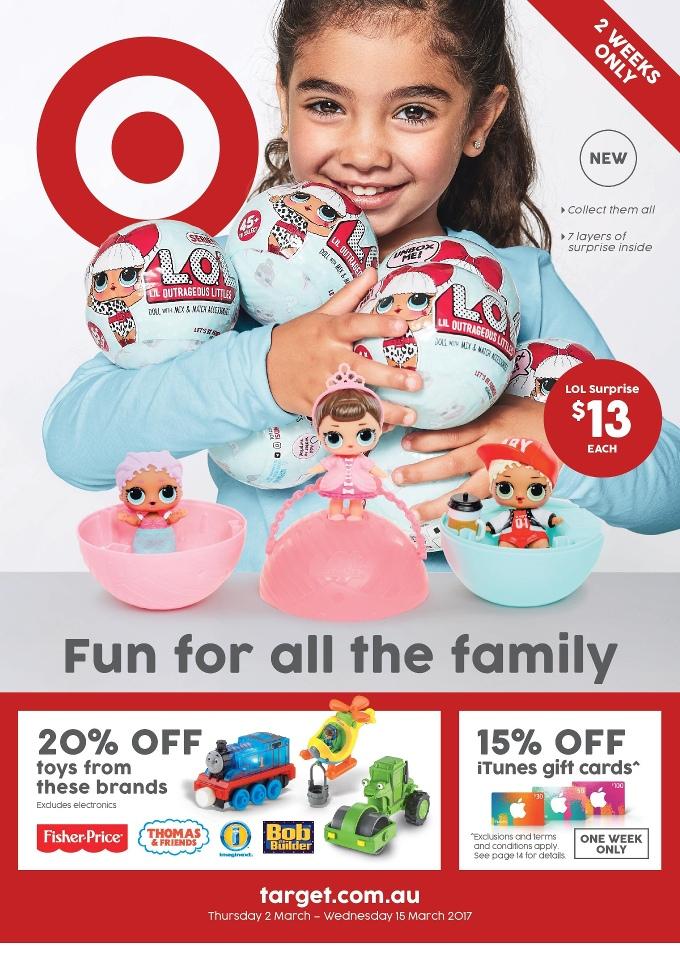 Target Toy Catalog : Toy catalogues wow