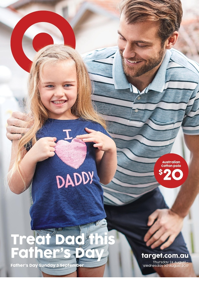 872c92b1 Target Catalogue Father's Day 2017