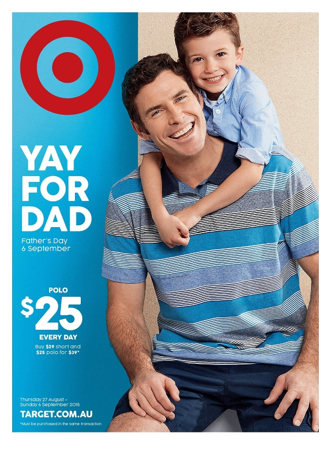 f58ce9a8 Target Catalogue Fathers Day Gifts August 2015