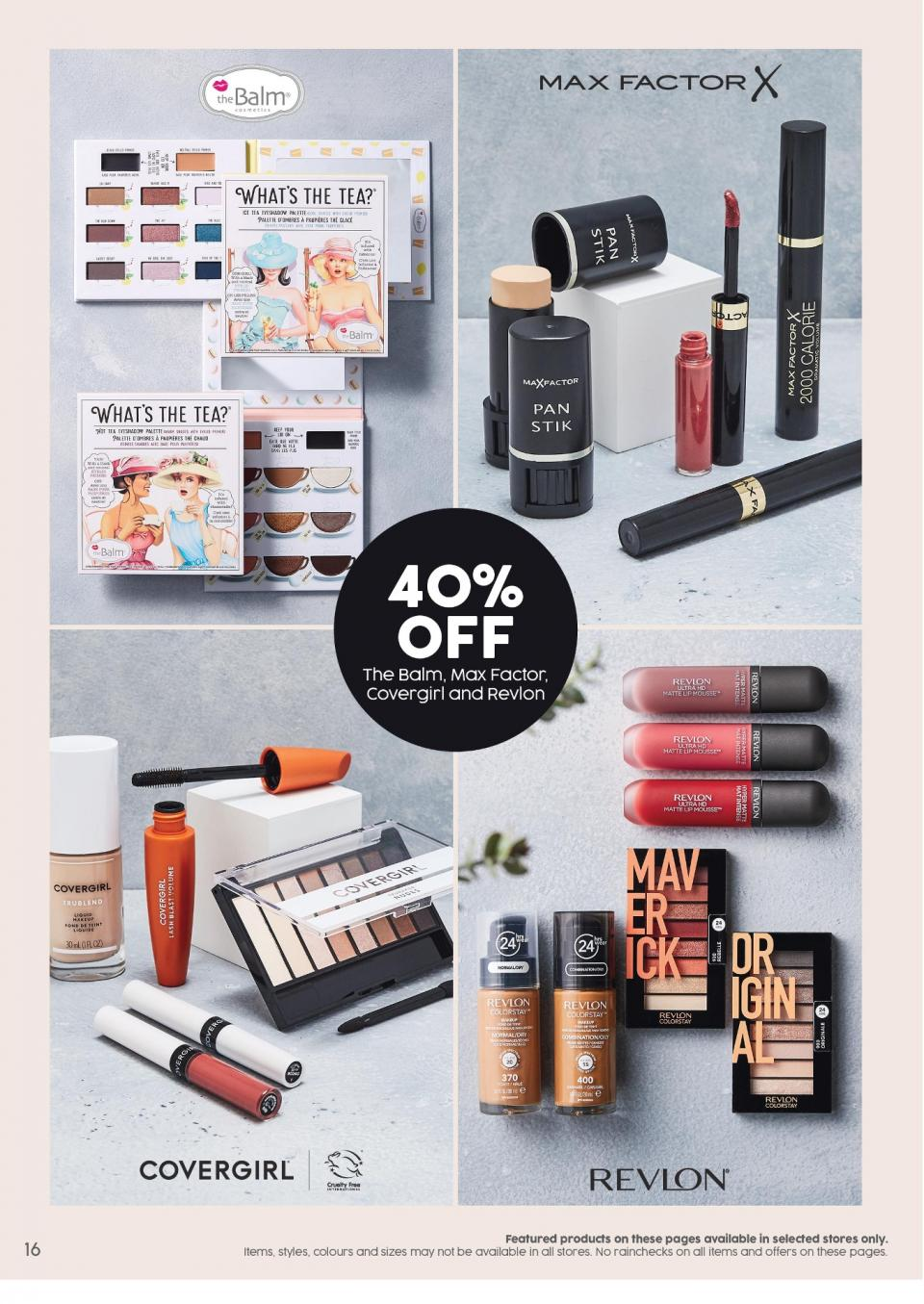 Target Catalogue Mothers Day 2019 Page 16