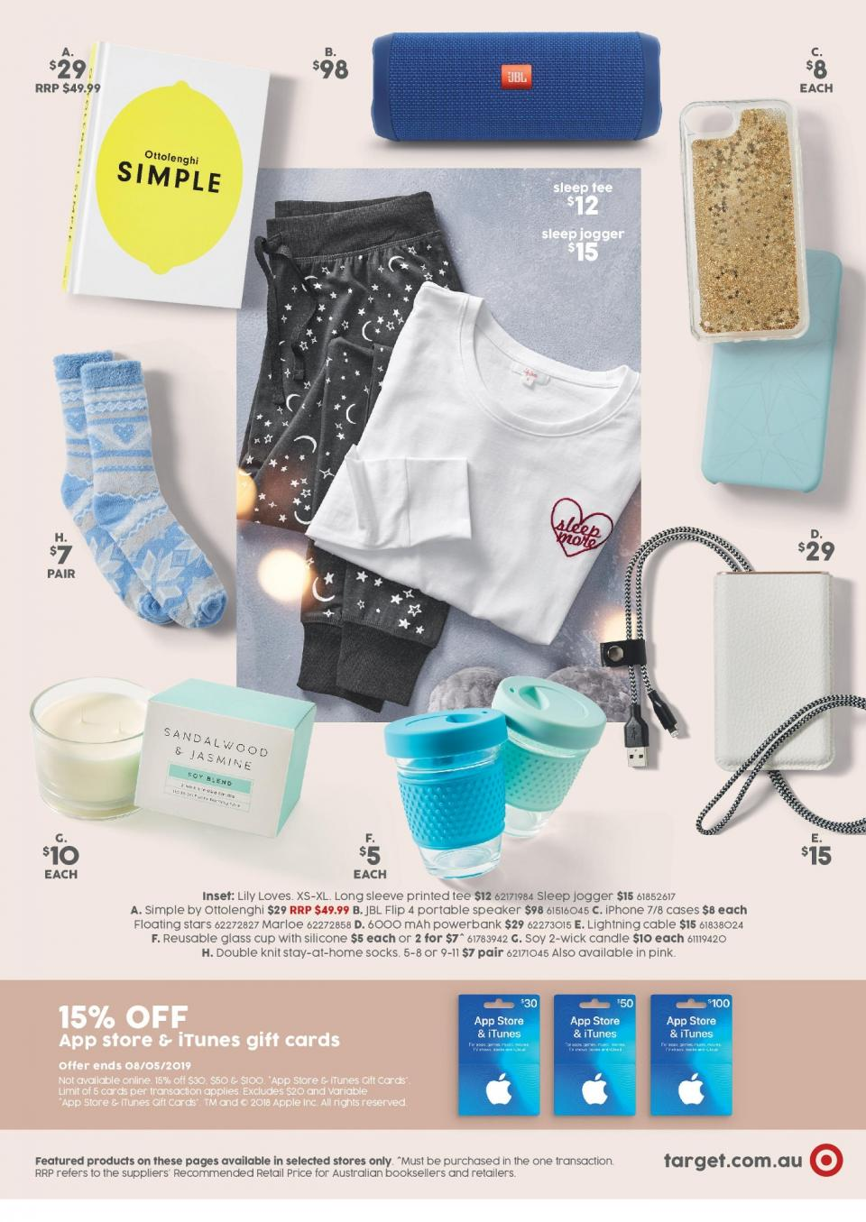 Target Catalogue Mothers Day 2019 Page 25