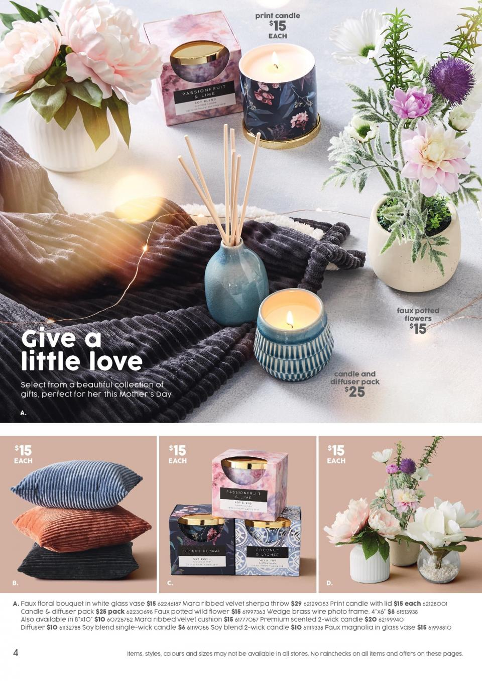Target Catalogue Mothers Day 2019 Page 4