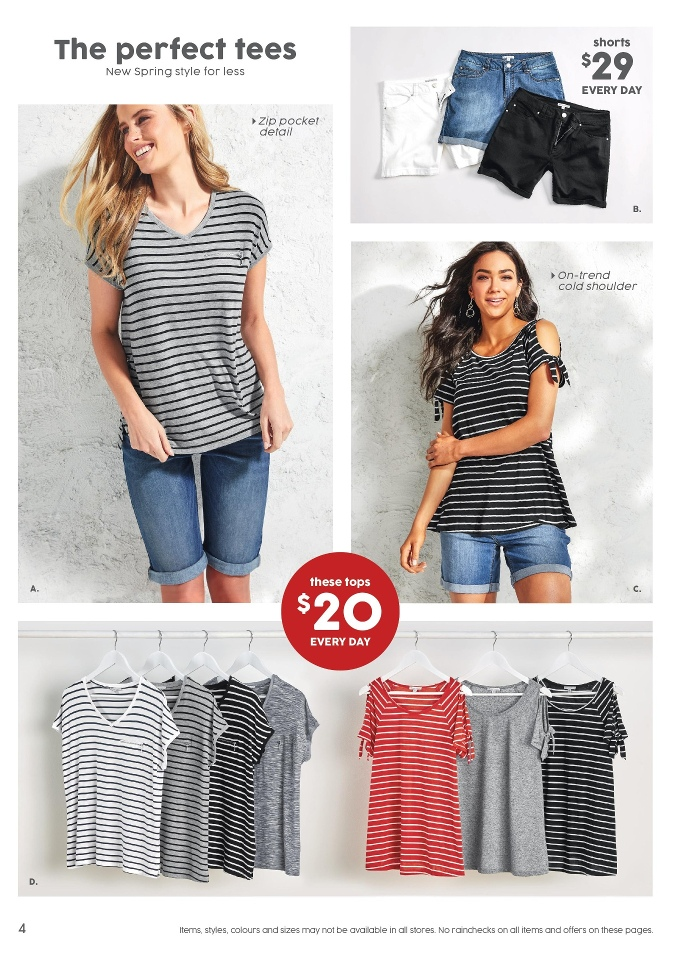 target catalogue spring wear september 2016