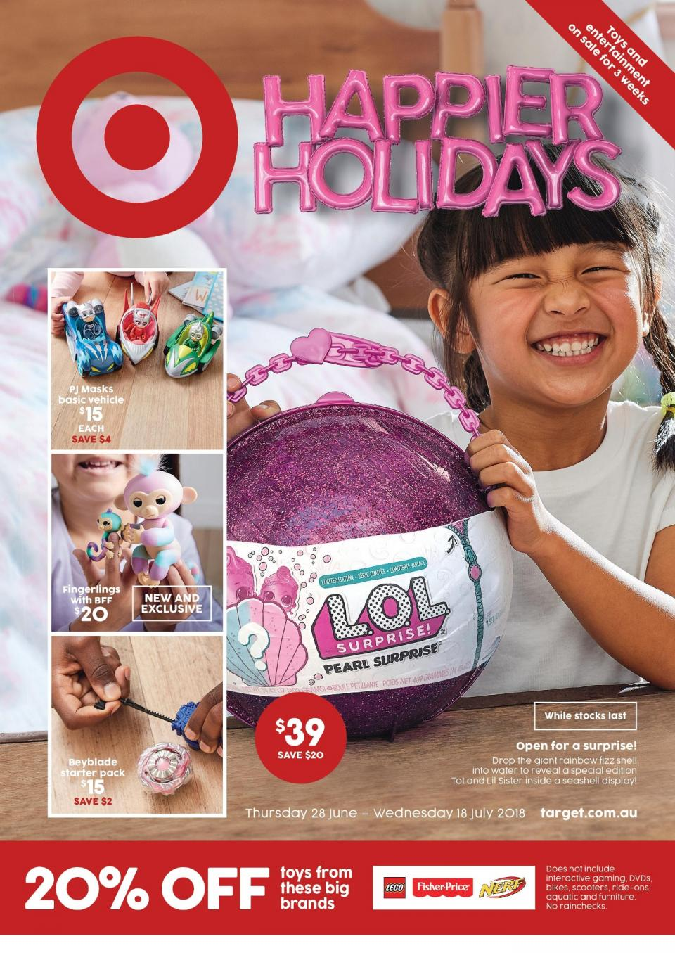 Target Toy Sale Australia : Target catalogue toy sale jun jul