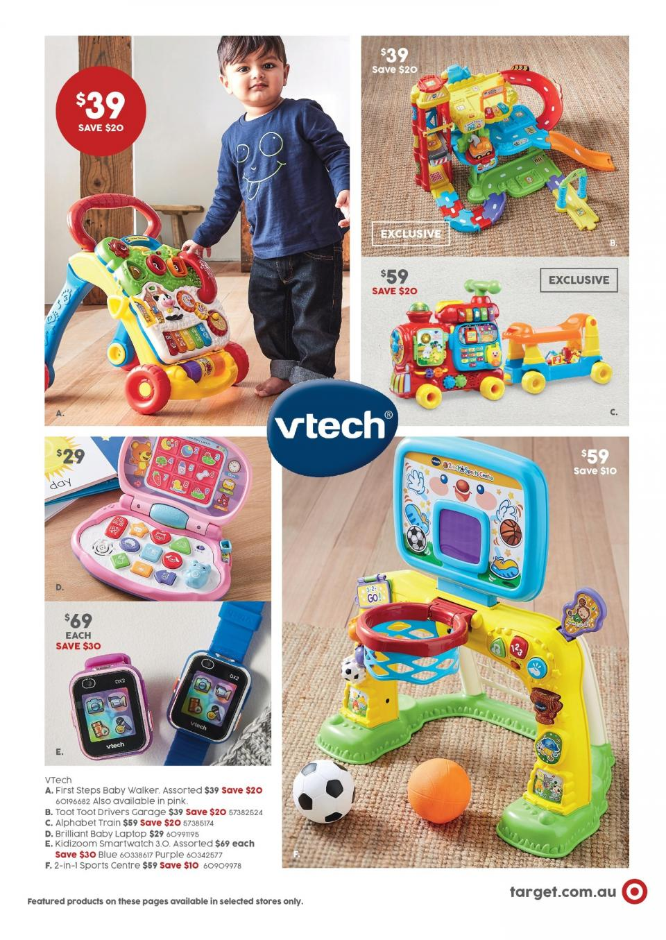 target catalogue toy sale 28 jun 2018