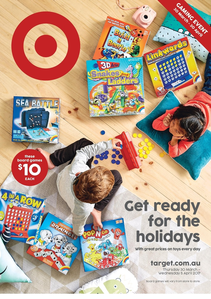 Target Toy Catalogue 2017 – Wow Blog