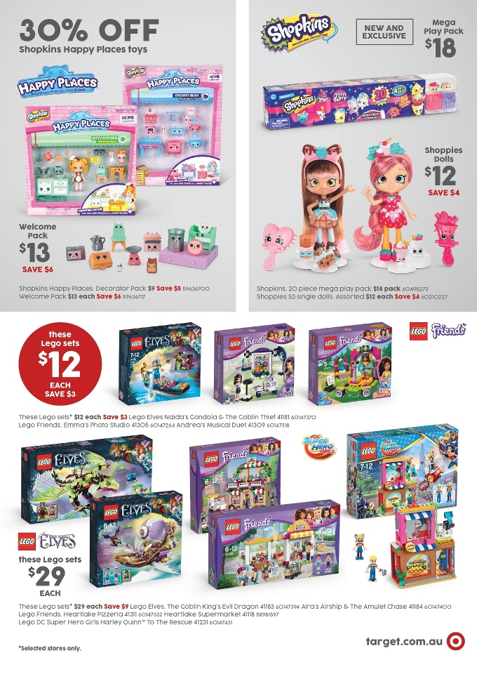 target catalogue toys 18 may 2017