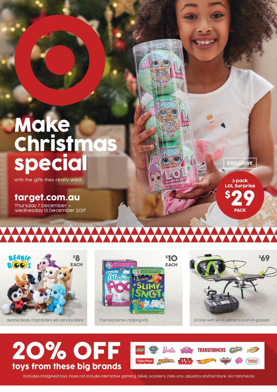 Target Toy Catalog : Target catalogue christmas december