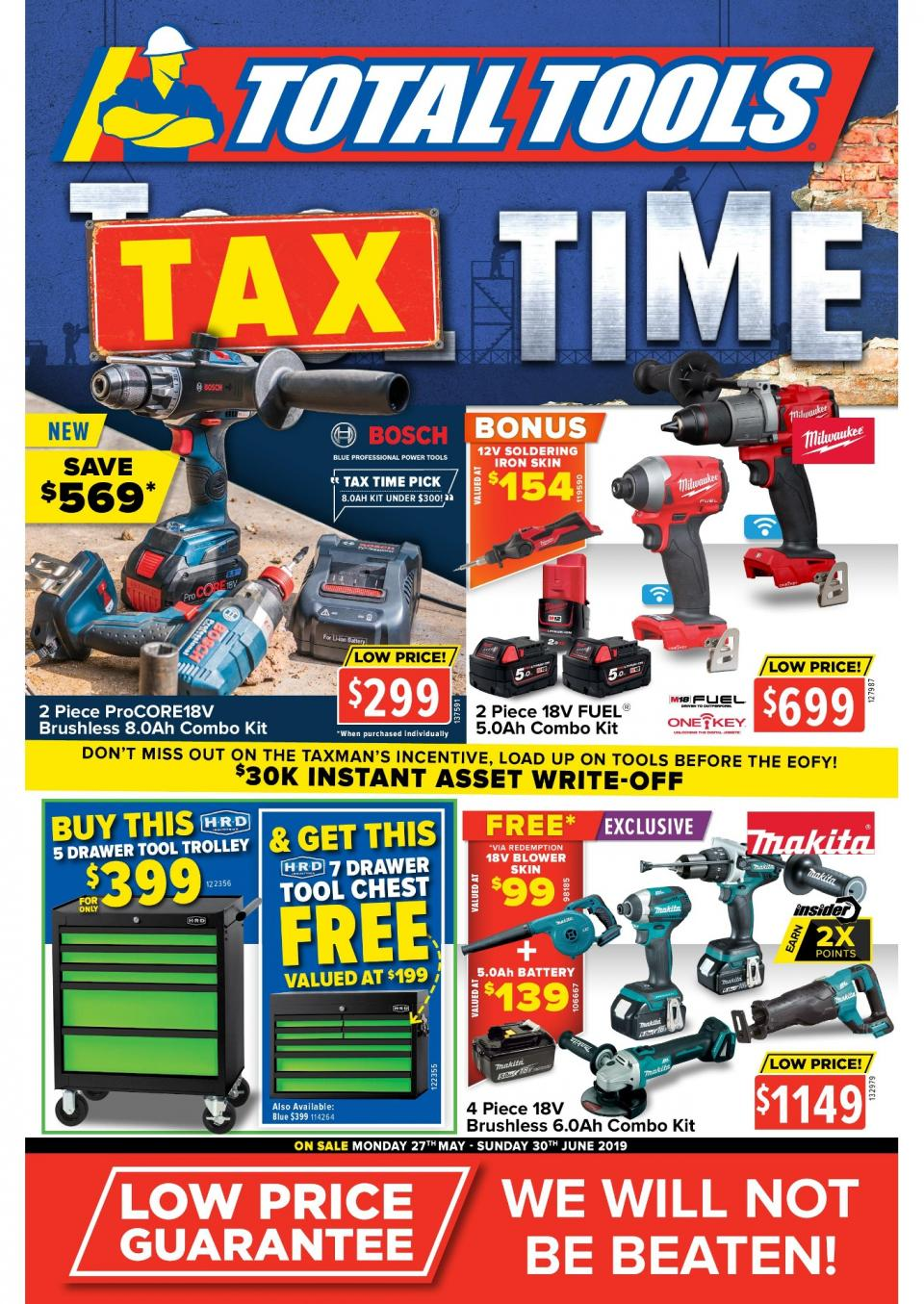total tools catalogue 27 may 30 jun 2019