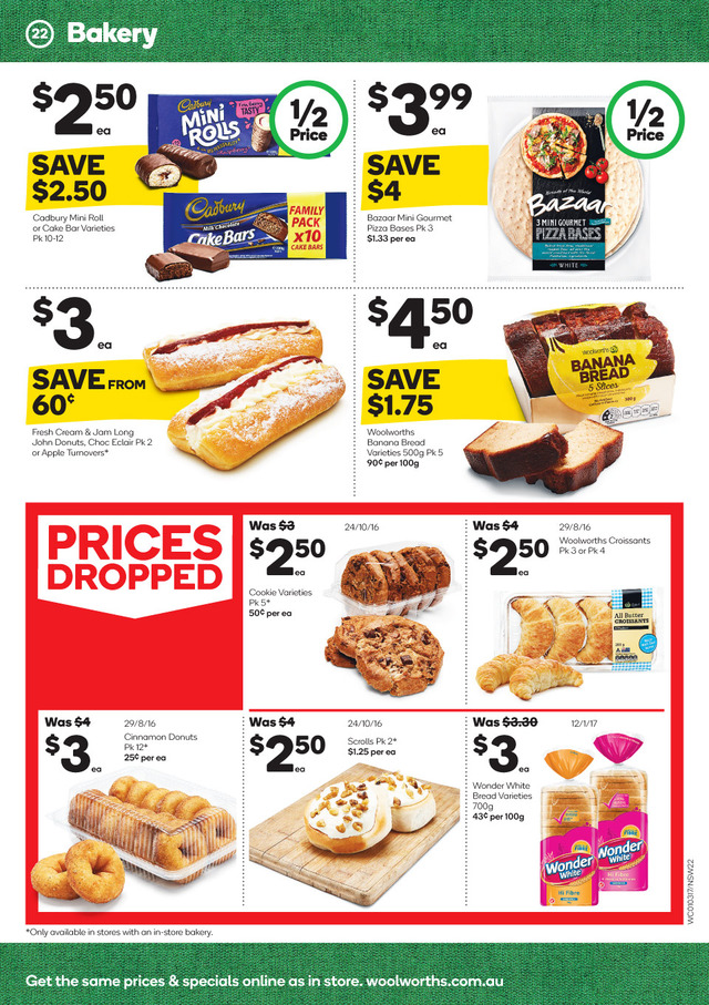 woolworths catalogue 1 march 2017