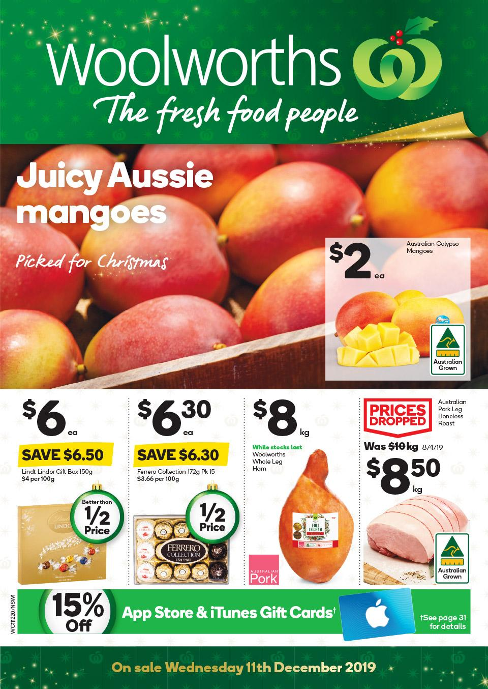 woolworths catalogue 11 17 dec 2019