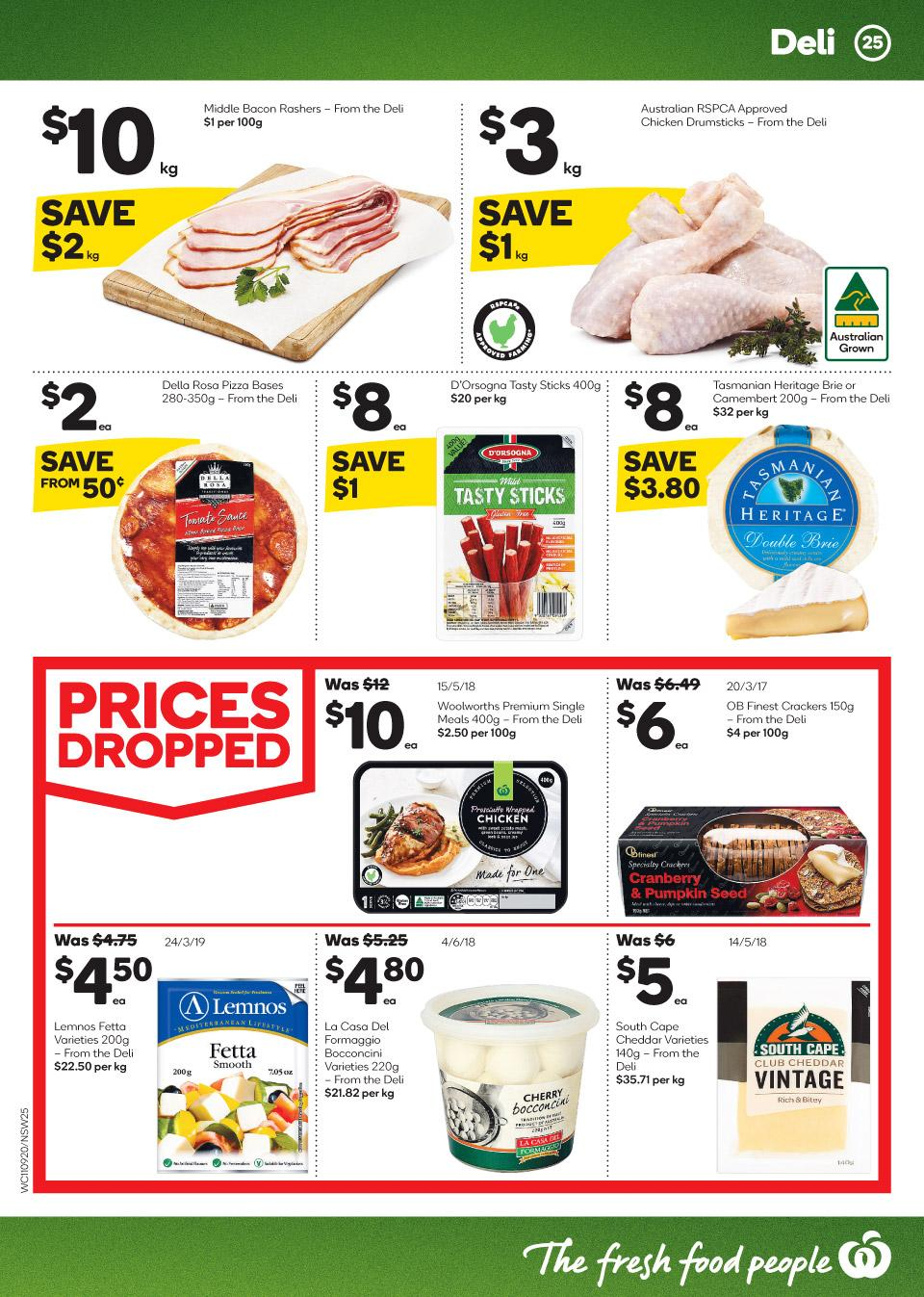 woolworths catalogue 11 17 sep 2019