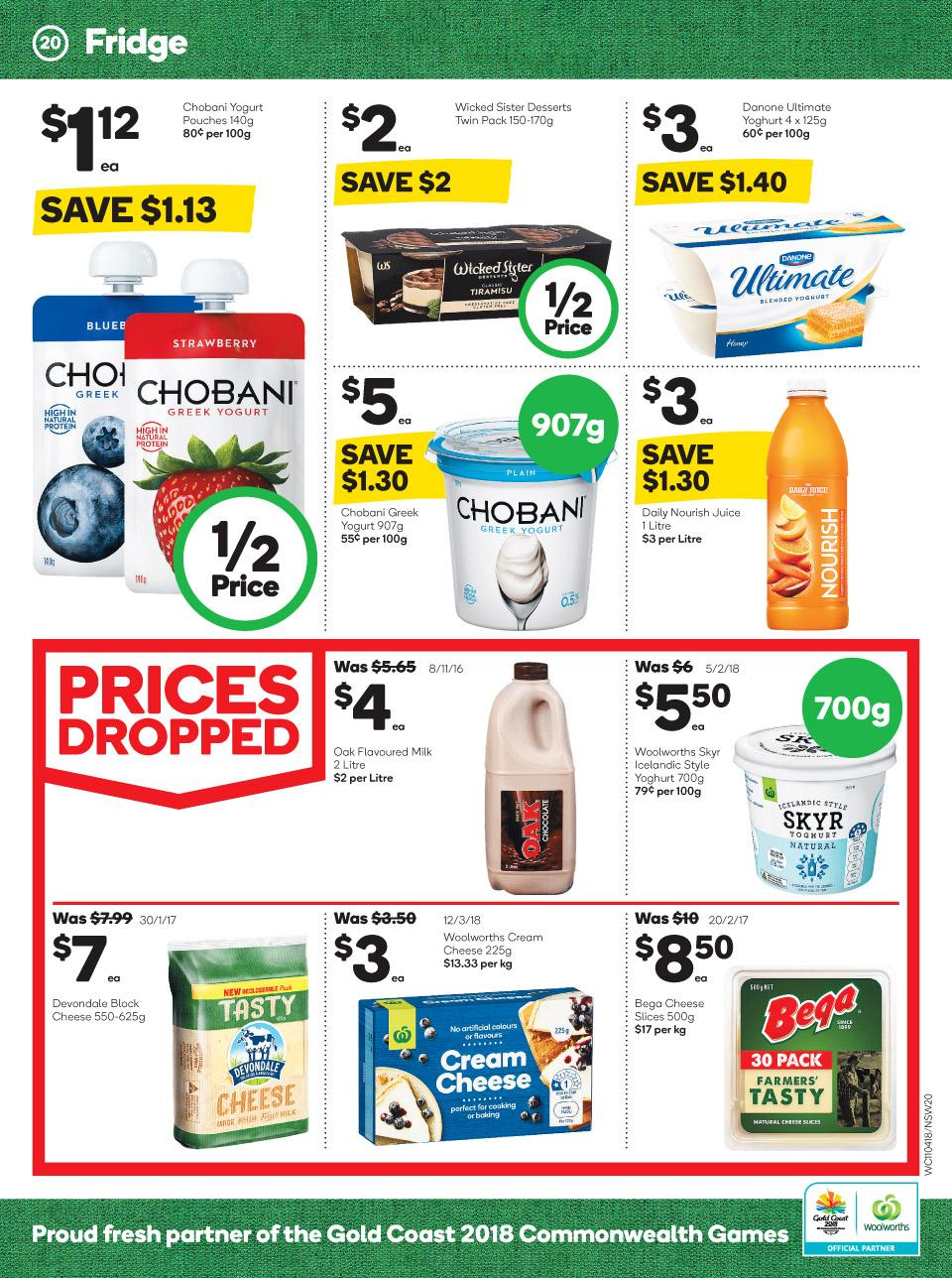 woolworths catalogue 11 april 2018