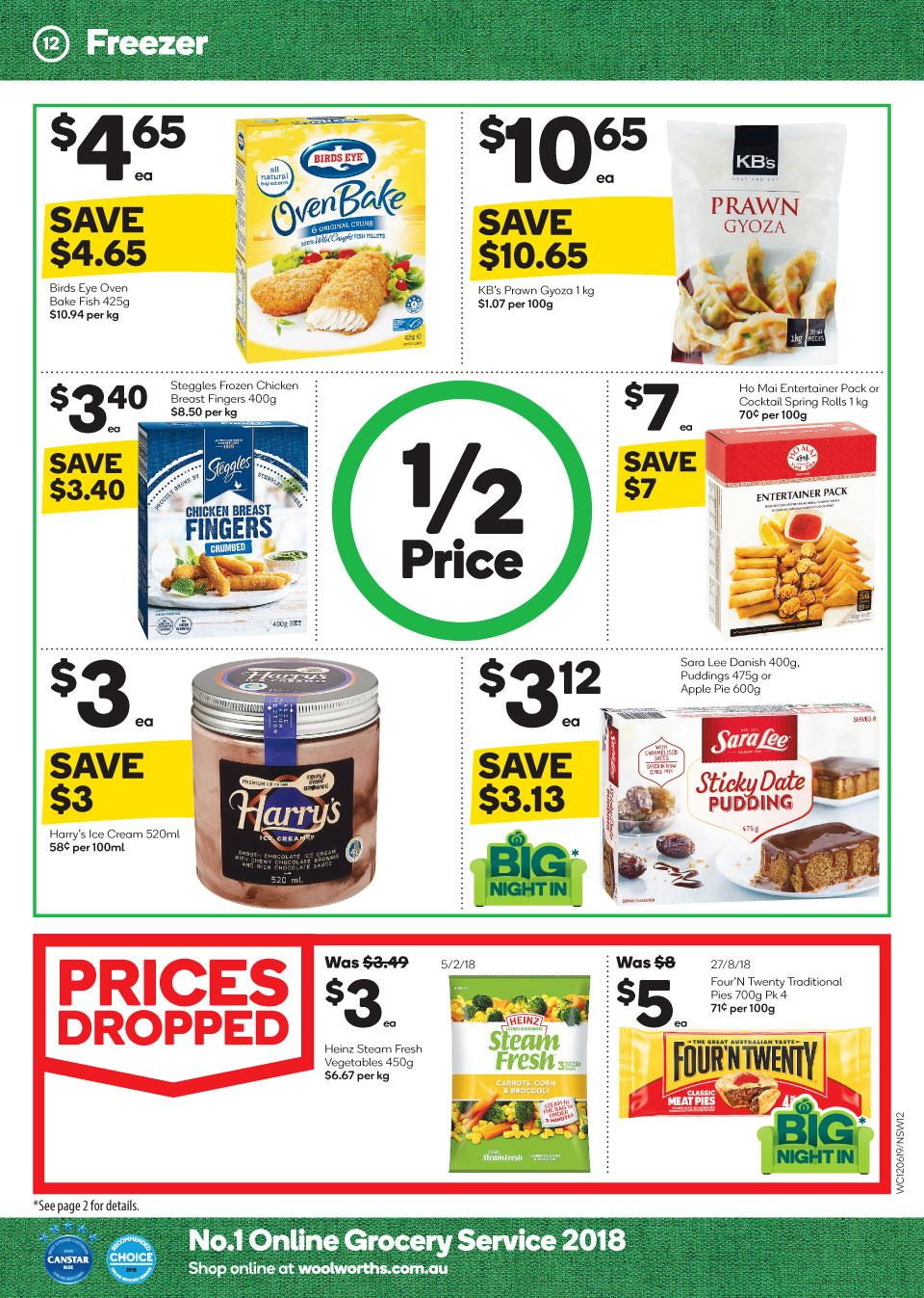 woolworths catalogue 12 18 jun 2019