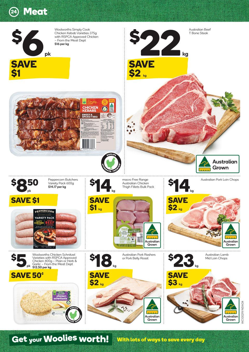 woolworths catalogue 13 feb 2019