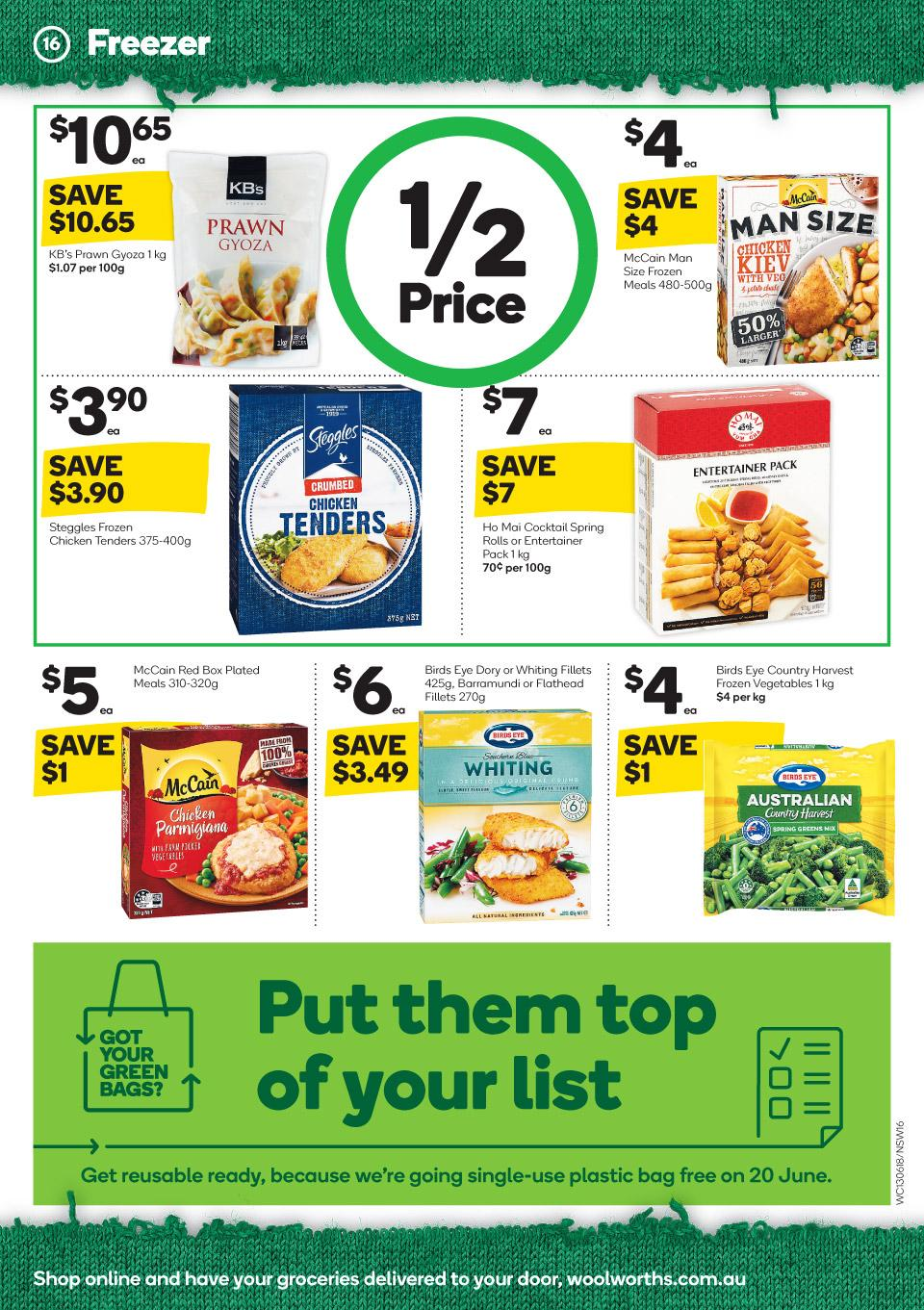 woolworths catalogue 13 jun 2018