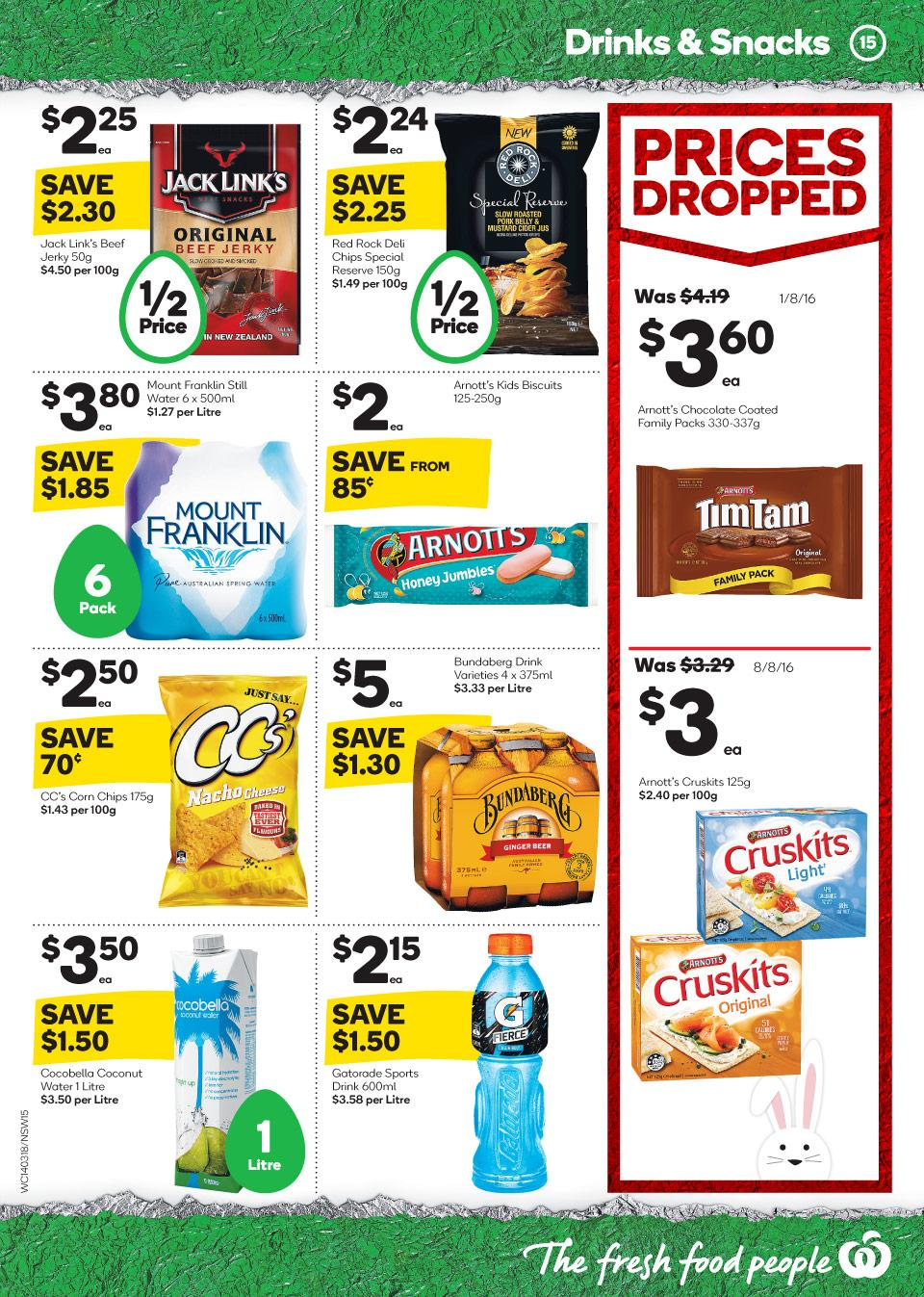 woolworths catalogue 14 march 2018