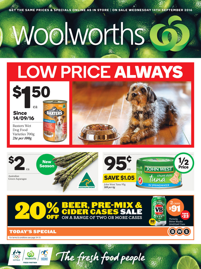 woolworths catalogue 14 september 2016