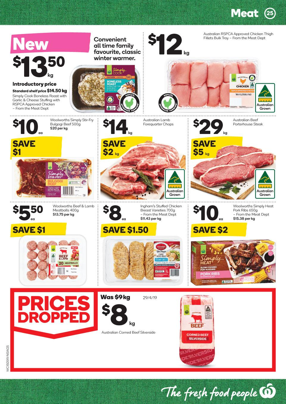 woolworths catalogue 15 21 may 2019