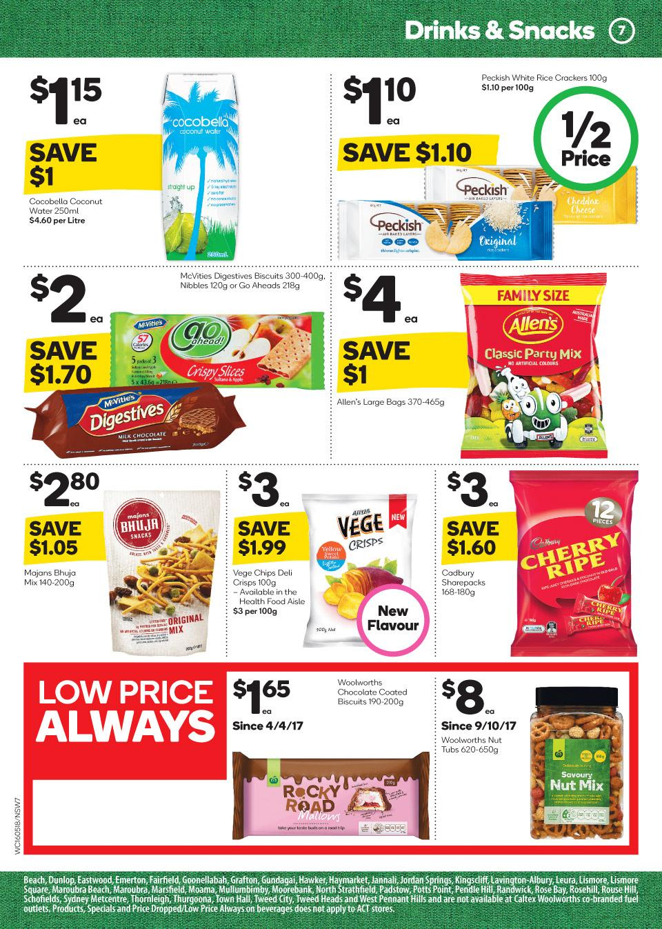 woolworths catalogue 16 may 2018