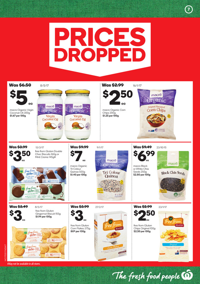 woolworths catalogue 17 may 2017