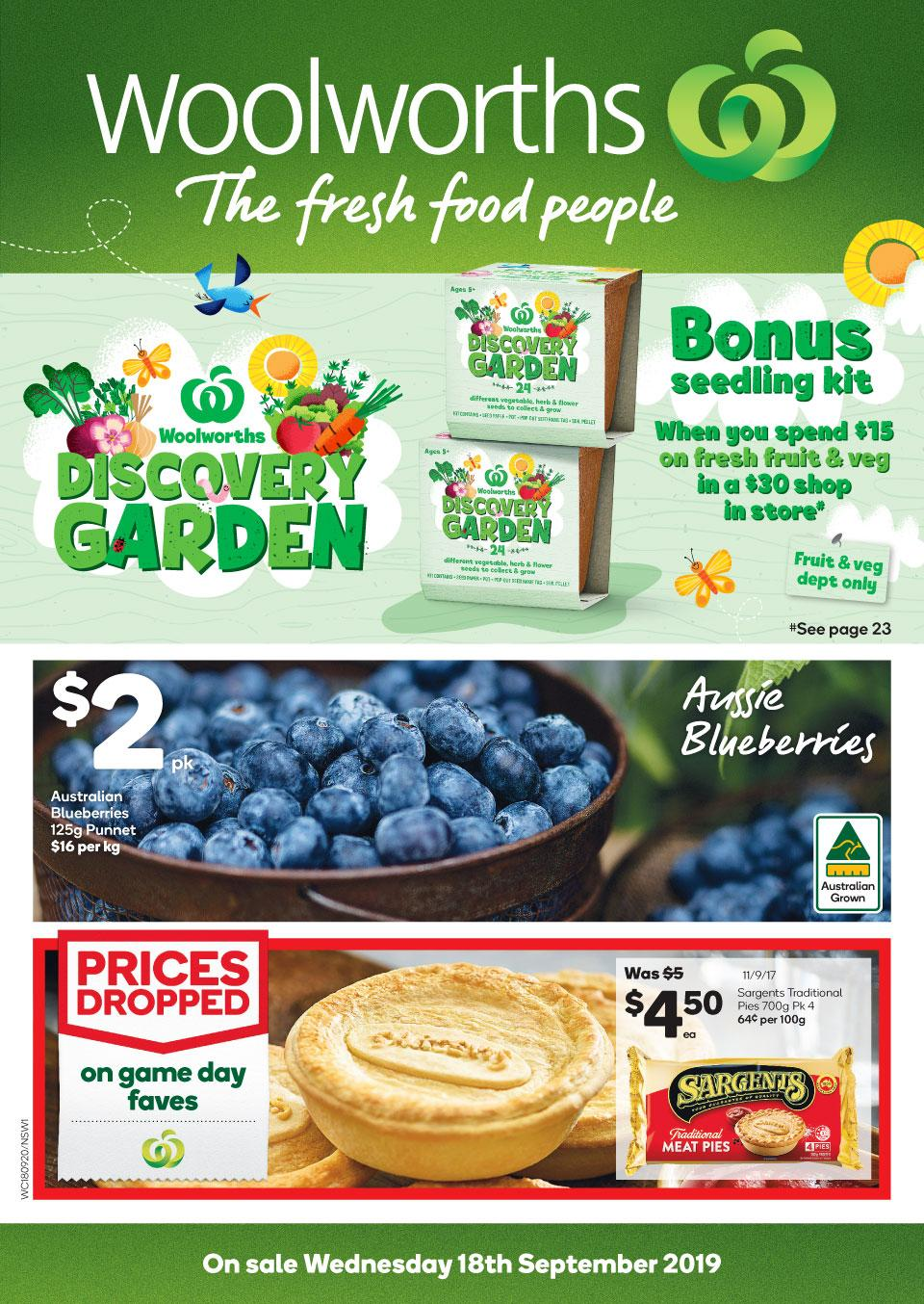 woolworths catalogue 18 24 sep 2019