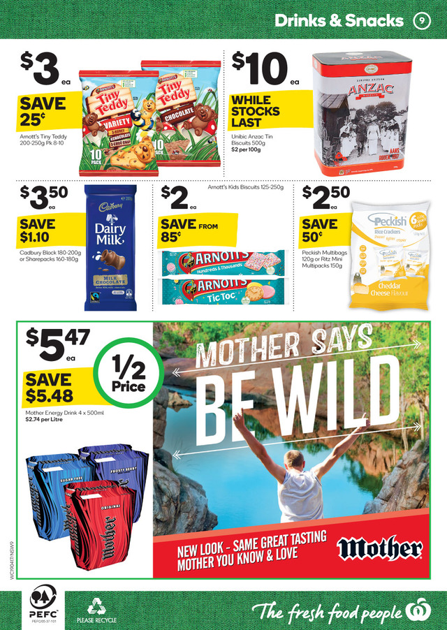woolworths catalogue 19 april 2017