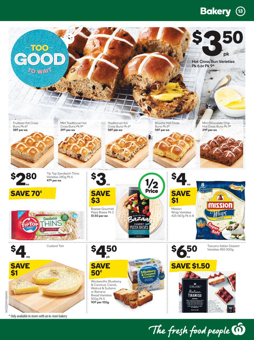 woolworths catalogue 2 jan 2019