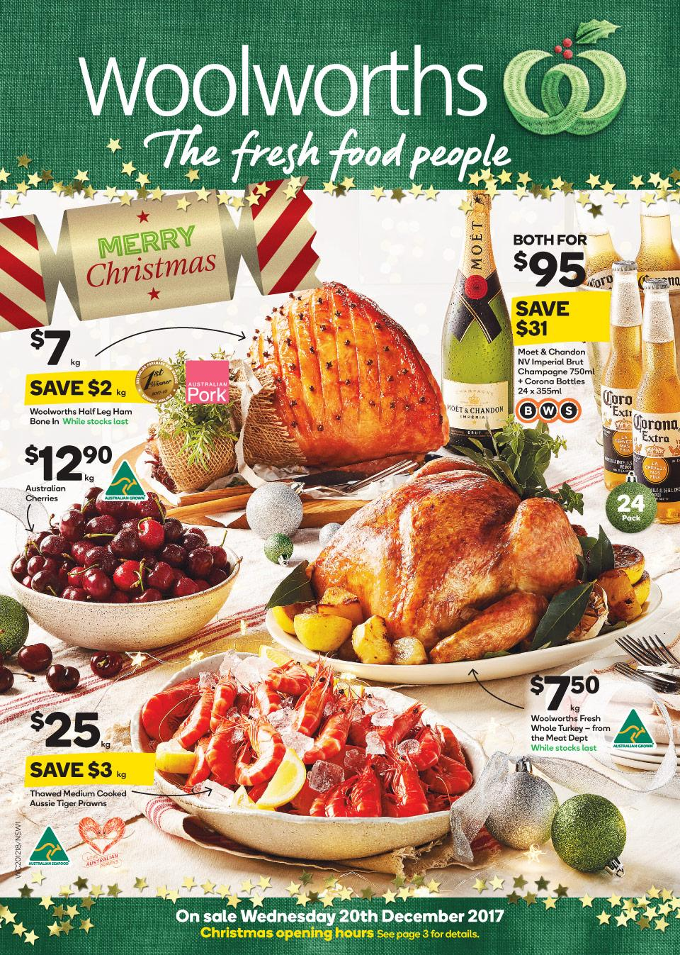 Woolworths catalogue christmas 20 26 december 2017 forumfinder Gallery