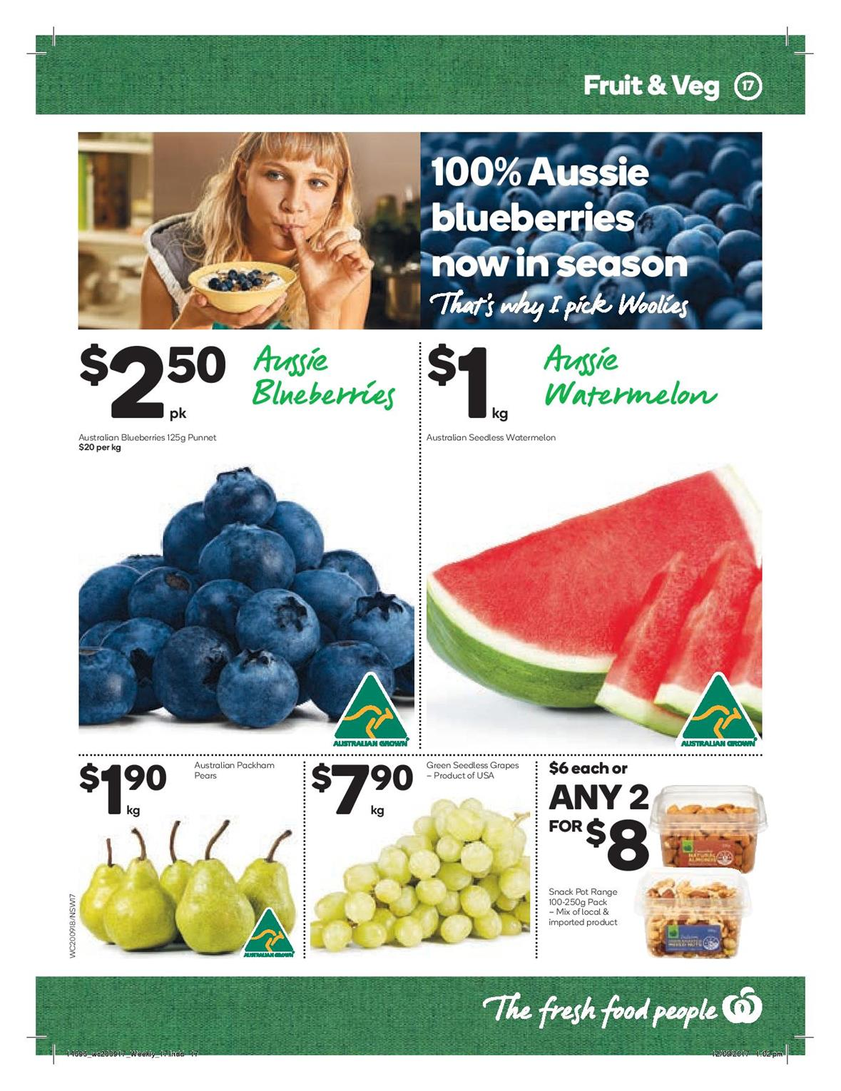 woolworths catalogue 20 september 2017