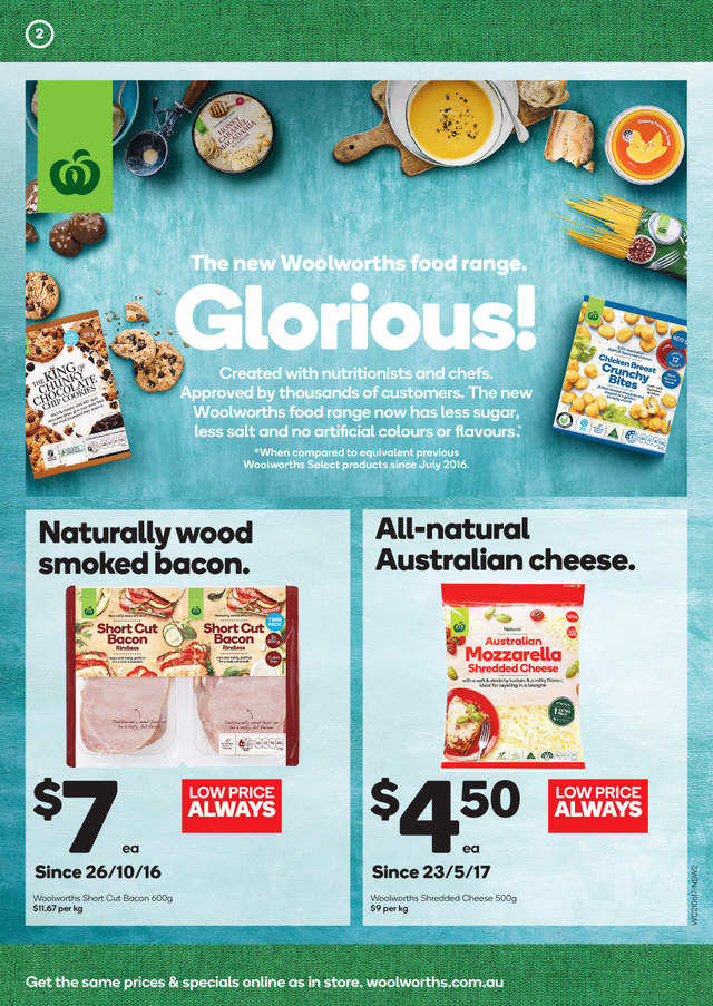 woolworths catalogue 21 jun 2017