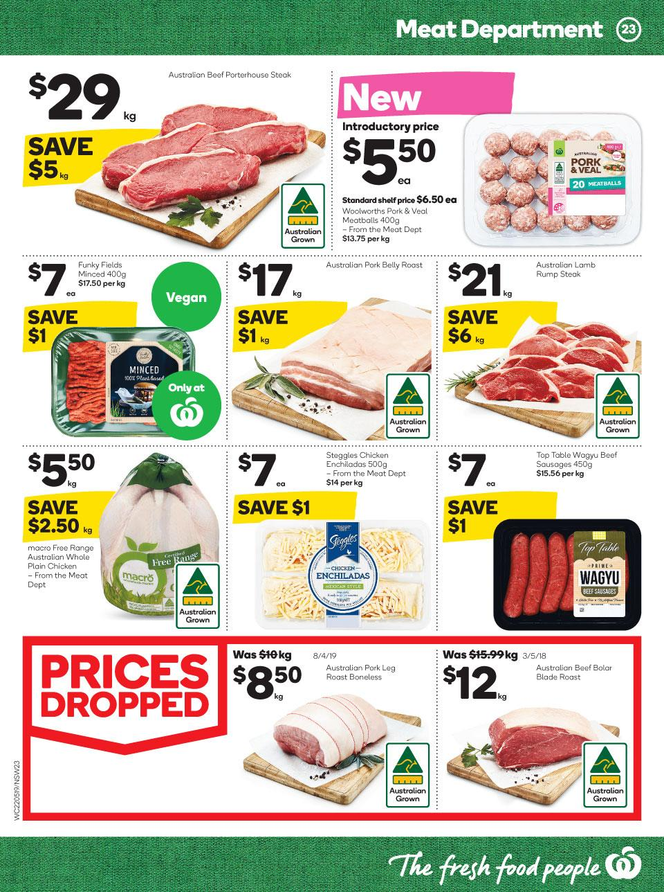 woolworths catalogue 22 28 may 2019