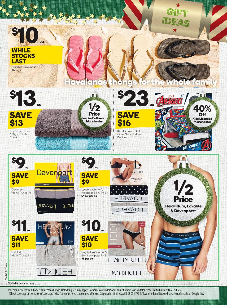 woolworths catalogue 22 november 2017