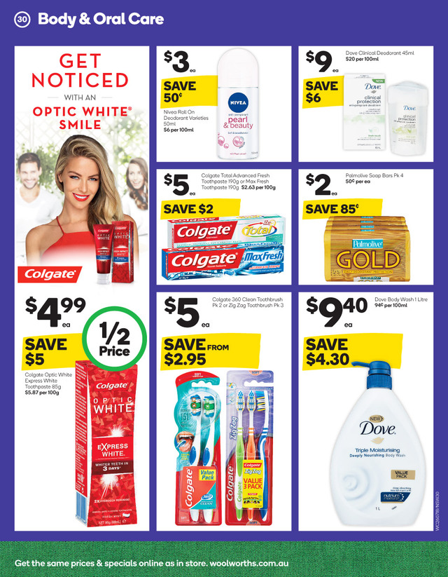 woolworths catalogue 26 jul 2017