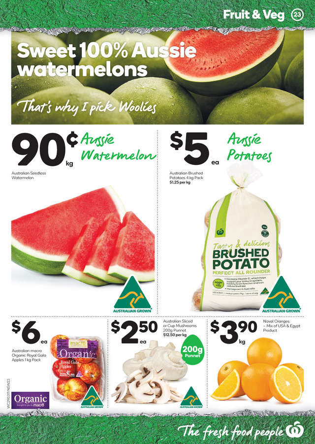 woolworths catalogue 26 mar 2017