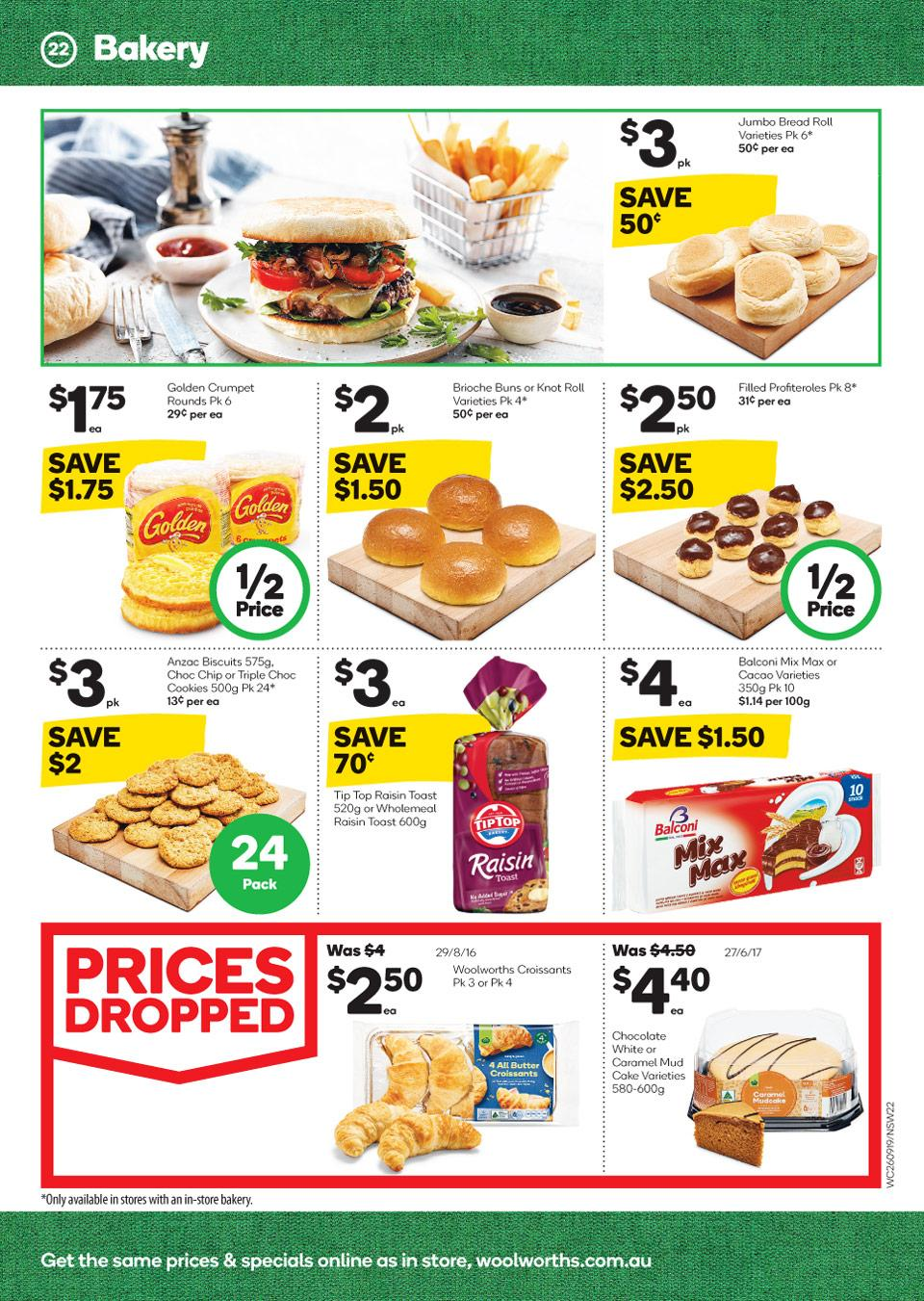woolworths catalogue 26 sep 2018