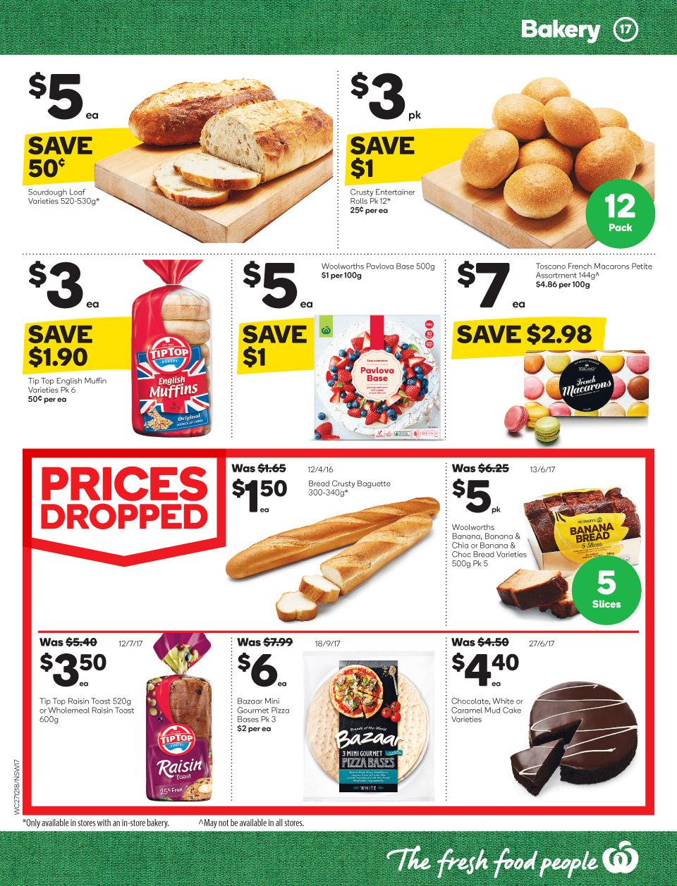 woolworths catalogue 27 december 2017