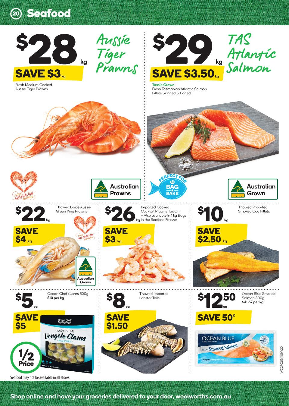 woolworths catalogue 27 feb 2019
