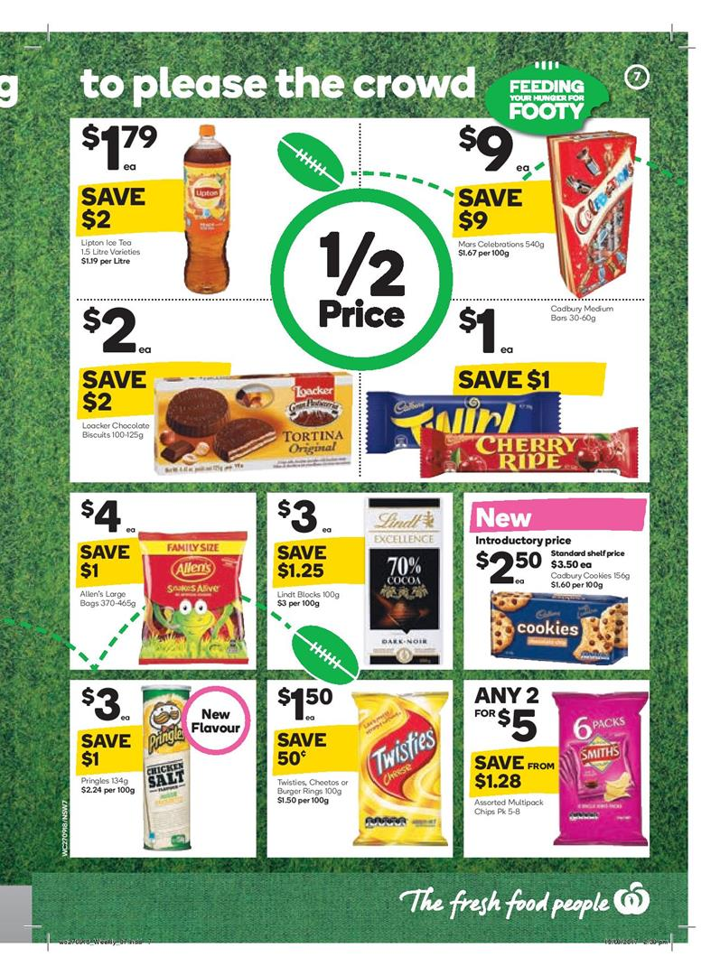 woolworths catalogue 27 september 2017