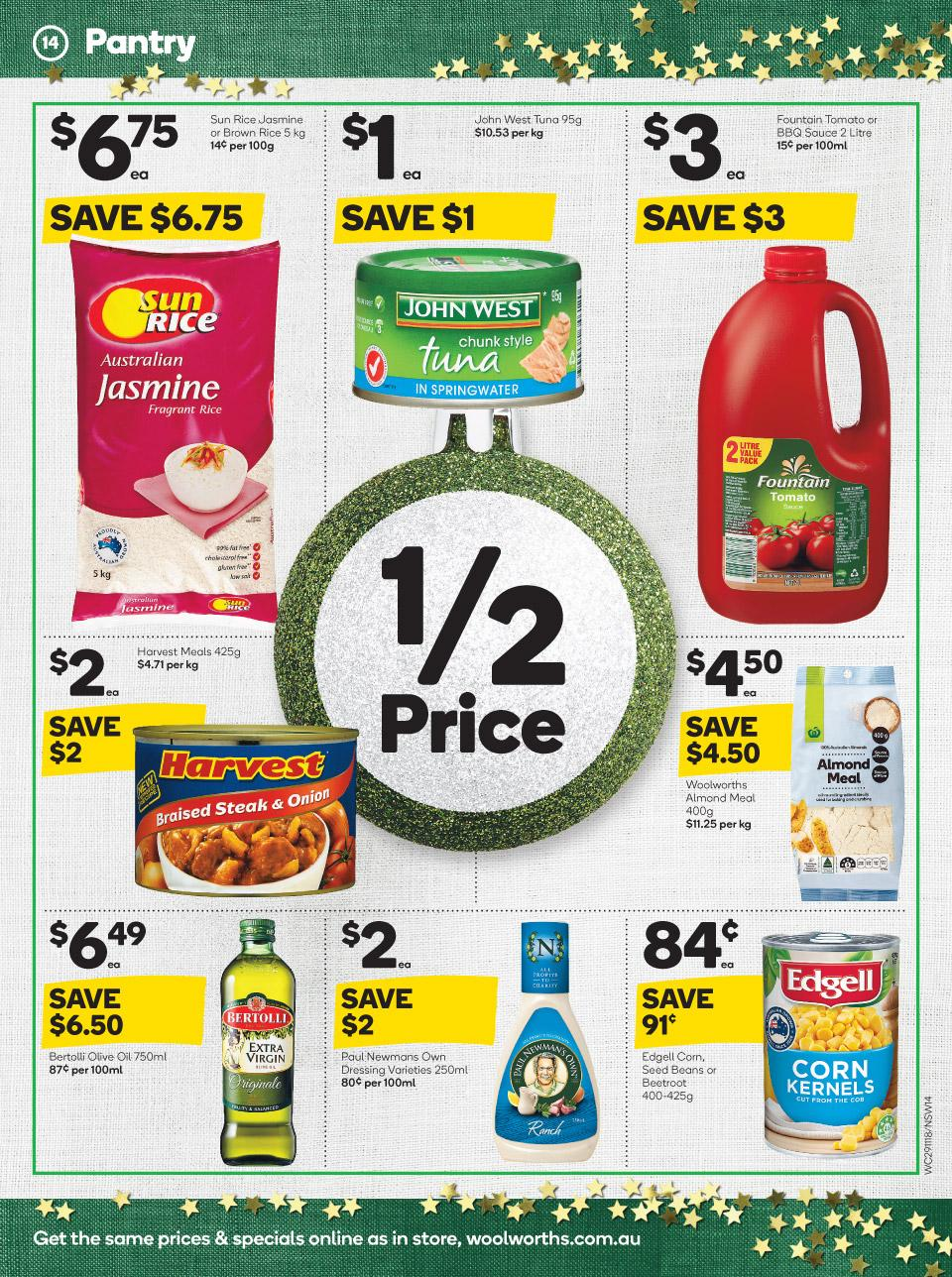 woolworths catalogue 29 november 2017