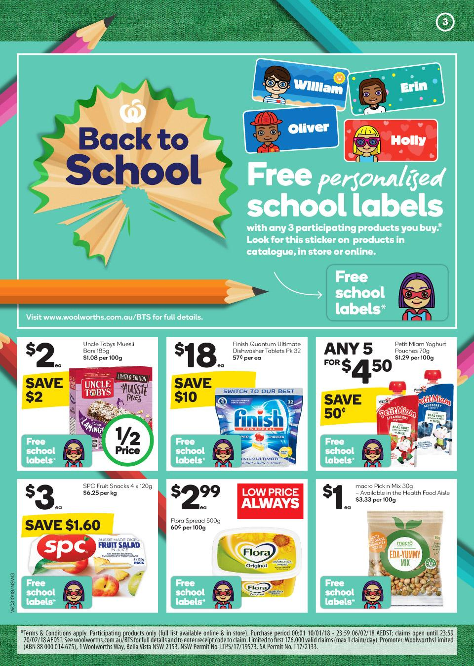 woolworths catalogue 31 january 2018
