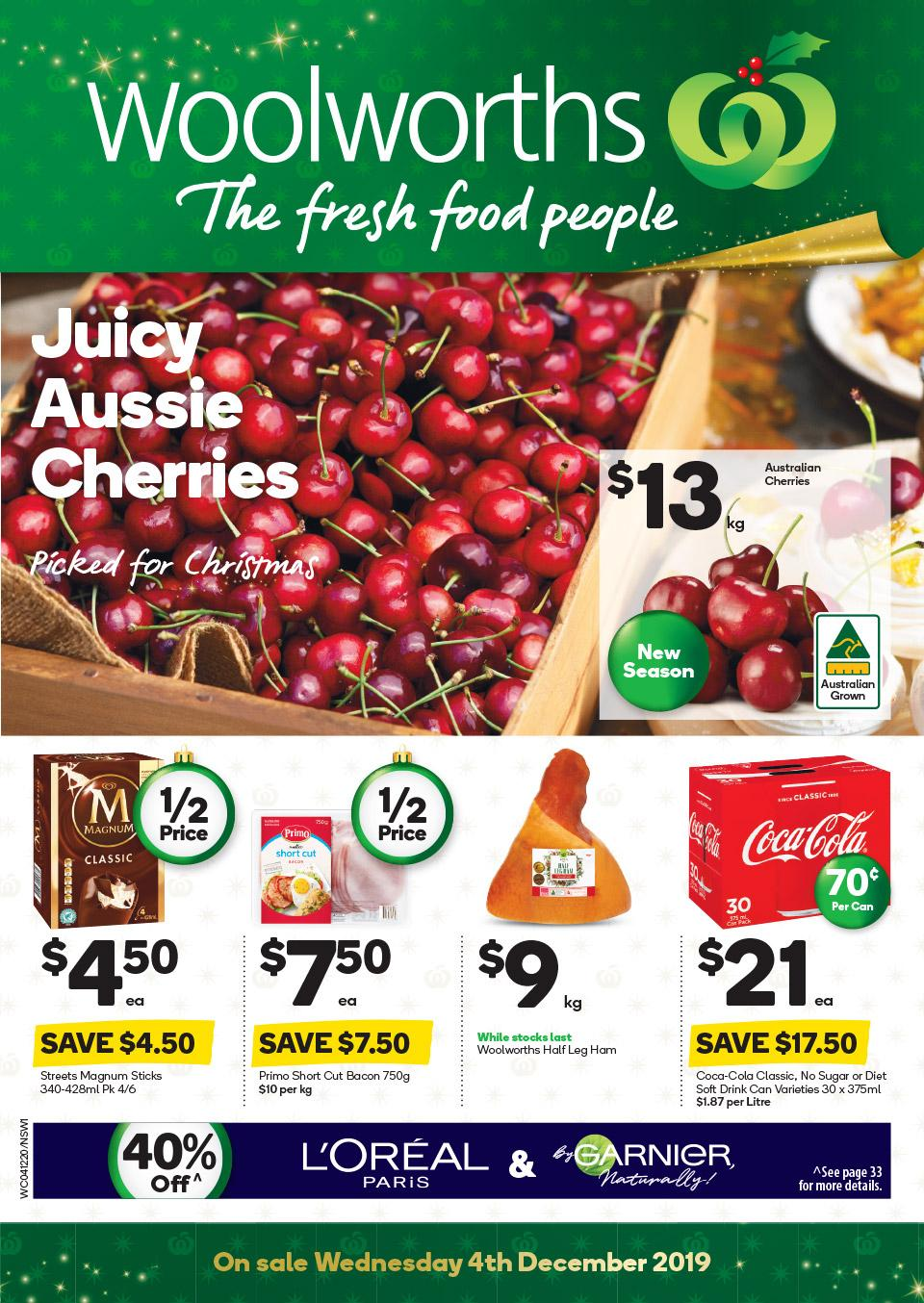 woolworths catalogue 4 10 dec 2019