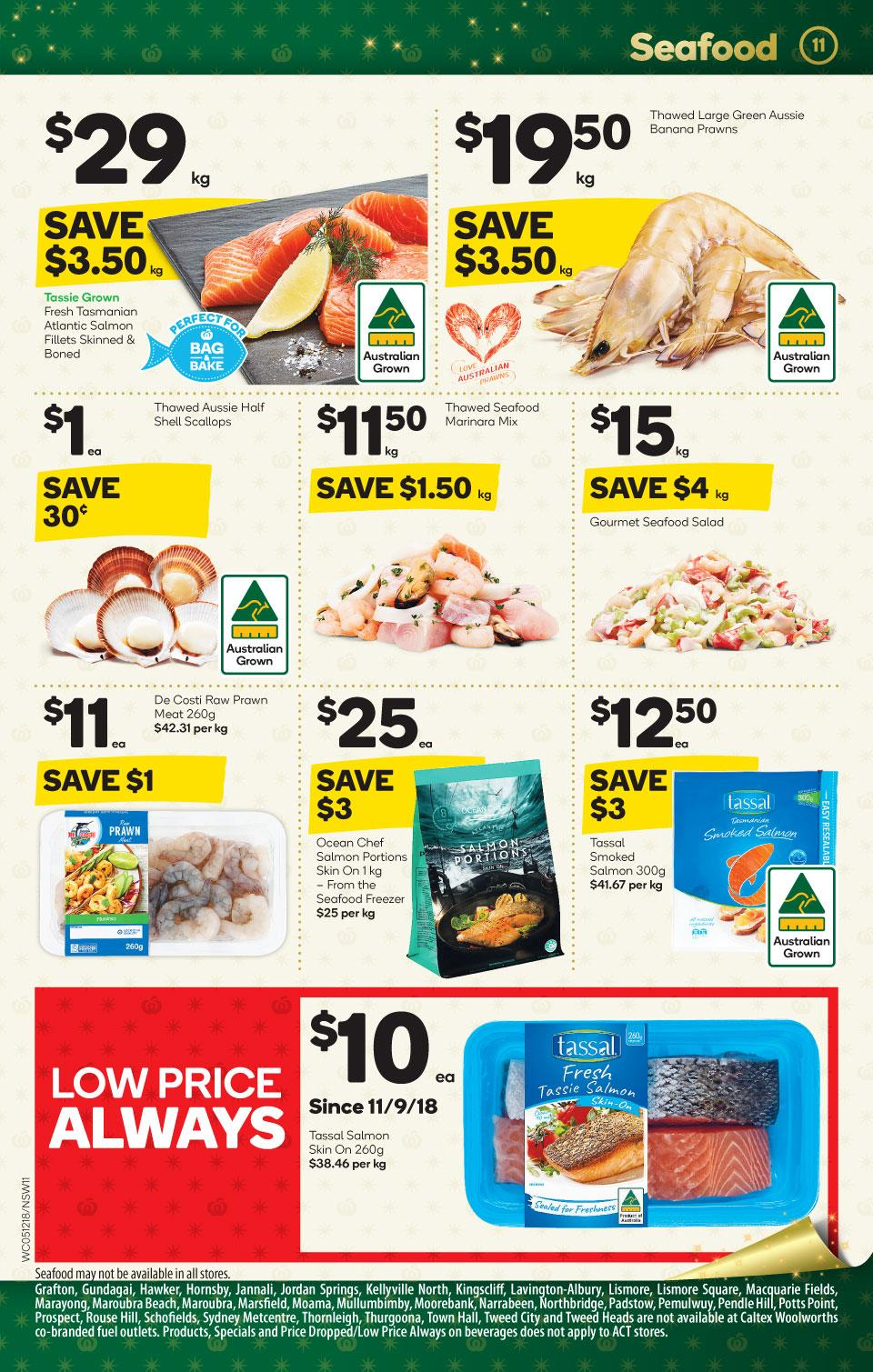 woolworths catalogue 5 dec 2018