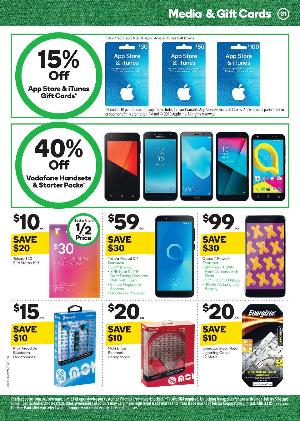 woolworths catalogue 6 12 mar 2019