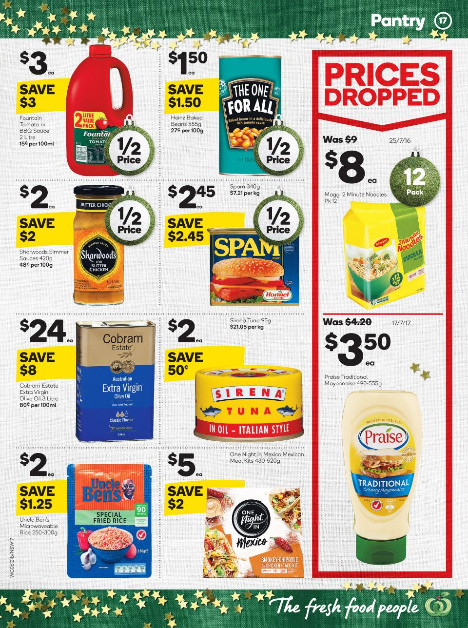 woolworths catalogue 6 december 2017