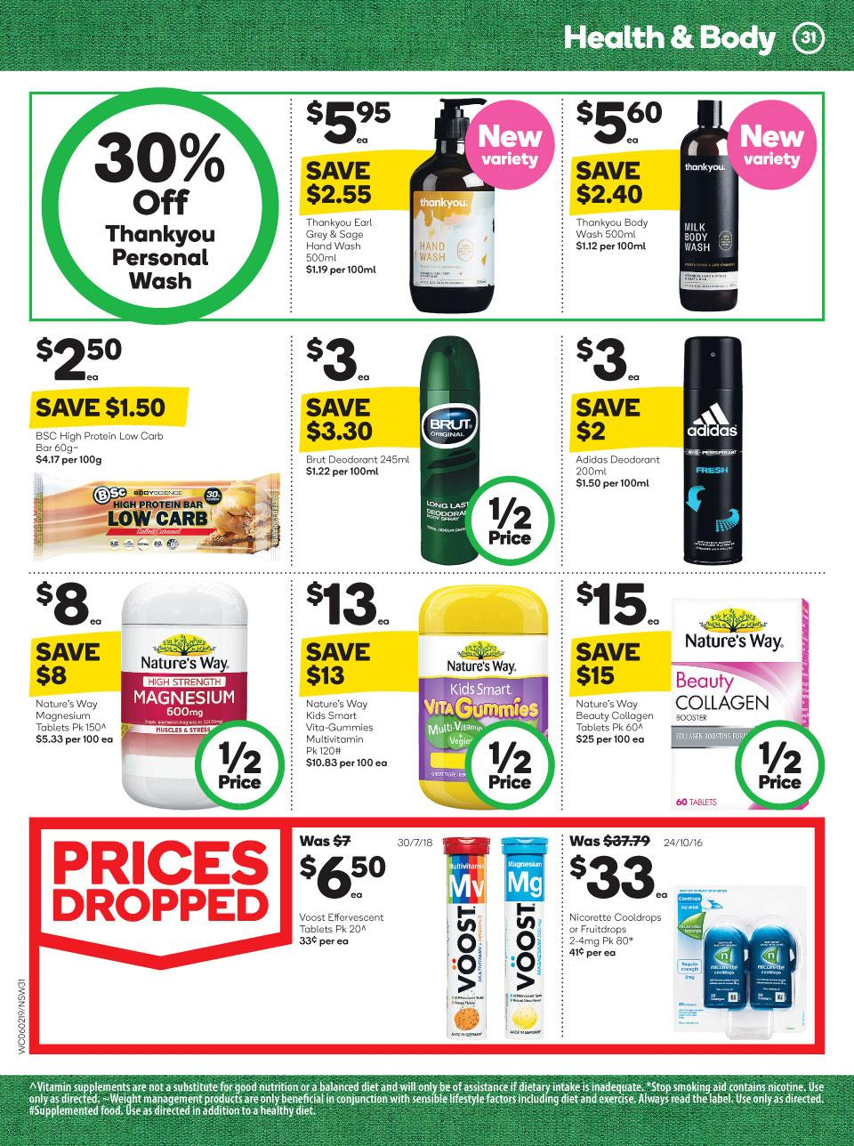 woolworths catalogue 6 feb 2019