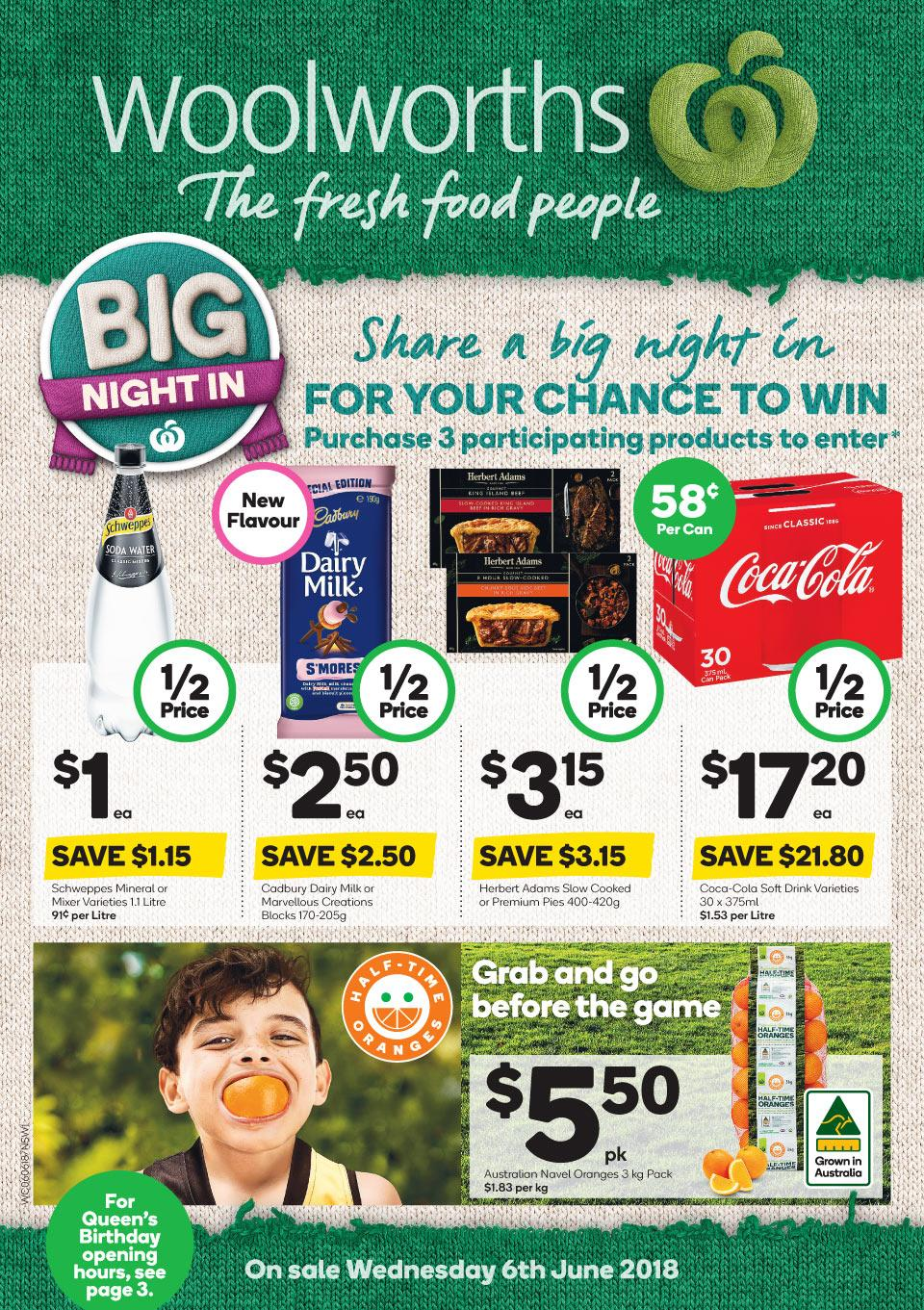 woolworths catalogue 6 june 2018