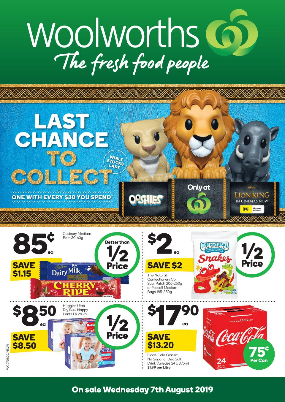 woolworths catalogue 7 13 aug 2019