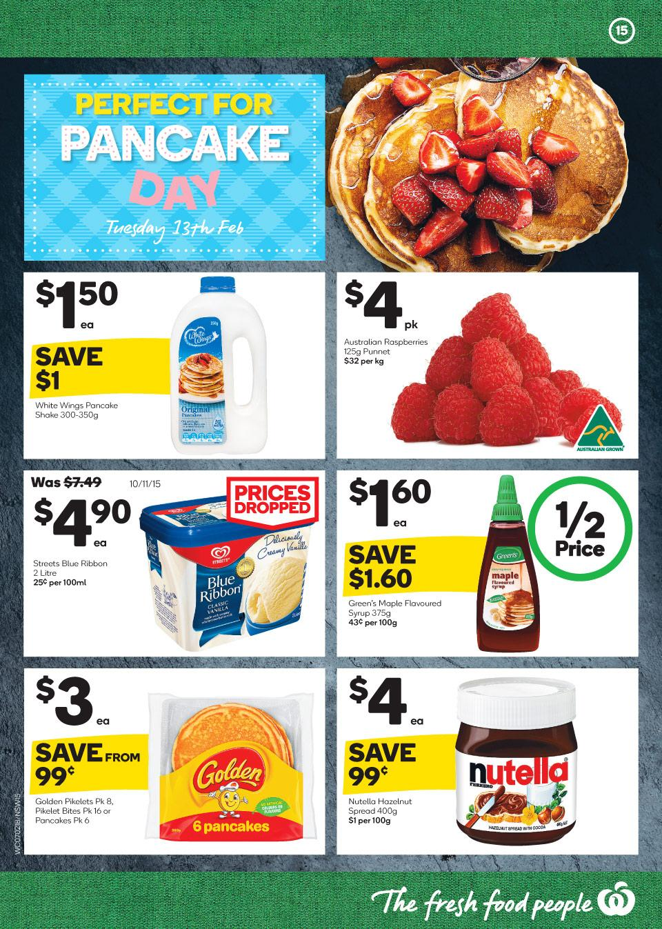 woolworths catalogue 7 february 2018